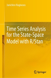 Cover Time Series Analysis for the State-Space Model with R/Stan