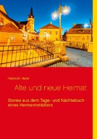 Cover Alte und neue Heimat