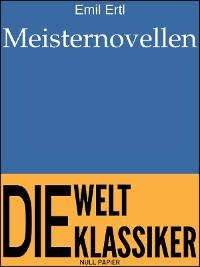 Cover Meisternovellen