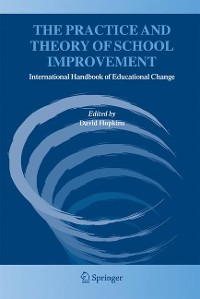 Cover The Practice and Theory of School Improvement