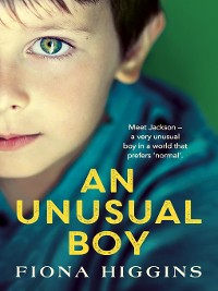 Cover An Unusual Boy