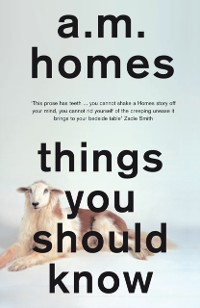 Cover Things You Should Know