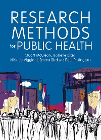 Cover Research Methods for Public Health