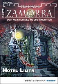 Cover Professor Zamorra 1158 - Horror-Serie
