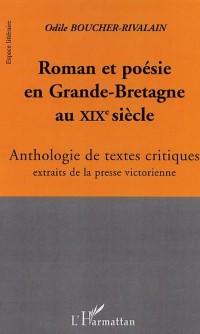 Cover Roman et poesie en grande-bretagne au xi