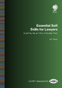 Cover Essential Soft Skills for Lawyers