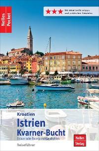 Cover Nelles Pocket Reiseführer Kroatien - Istrien, Kvarner-Bucht