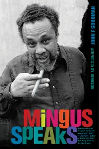 Cover Mingus Speaks