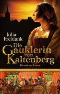 Cover Die Gauklerin von Kaltenberg