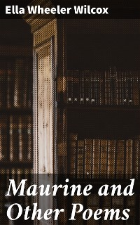 Cover Maurine and Other Poems