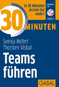 Cover 30 Minuten Teams führen