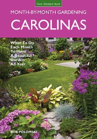 Cover Carolinas Month-by-Month Gardening