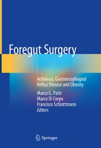 Cover Foregut Surgery