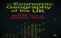 Cover The Economic Geography of the UK