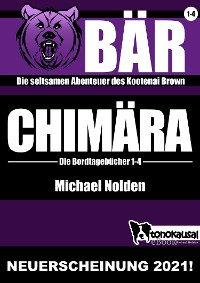 Cover BÄR: CHIMÄRA