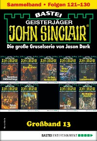 Cover John Sinclair Großband 13 - Horror-Serie