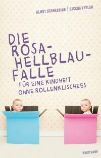Cover Die Rosa-Hellblau-Falle