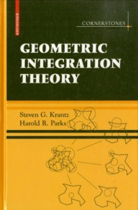 Cover Geometric Integration Theory