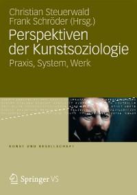 Cover Perspektiven der Kunstsoziologie