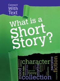 Cover What is a Short Story?