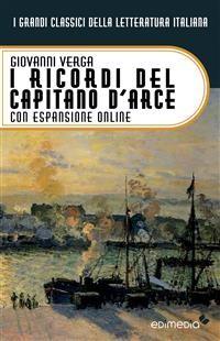 Cover I ricordi del capitano d'Arce