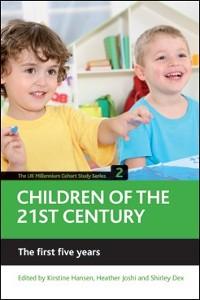Cover Children of the 21st century (Volume 2)