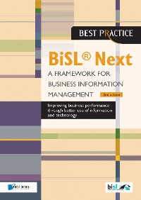 Cover BiSL® Next - A Framework for Business Information Management 2nd edition