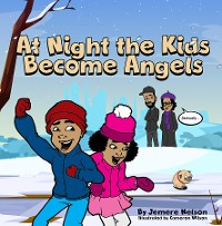 Cover At Night The Kids Become Angels