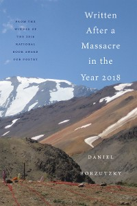 Cover Written After a Massacre in the Year 2018