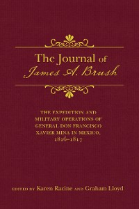 Cover The Journal of James A. Brush