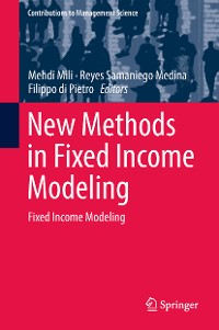 Cover New Methods in Fixed Income Modeling