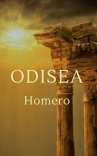 Cover Homero - Odisea