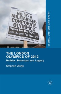 Cover The London Olympics of 2012