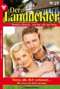 Cover Der Landdoktor 29 – Arztroman
