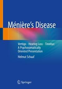 Cover Ménière's  Disease