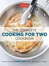 Cover The Complete Cooking for Two Cookbook