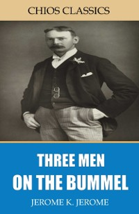 Cover Three Men on the Bummel
