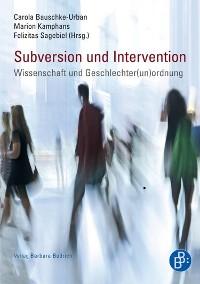 Cover Subversion und Intervention