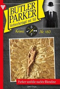 Cover Butler Parker 180 – Kriminalroman