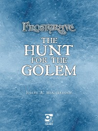 Cover Hunt for the Golem