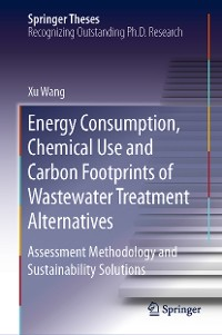 Cover Energy Consumption, Chemical Use and Carbon Footprints of Wastewater Treatment Alternatives