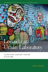 Cover Loisaida as Urban Laboratory