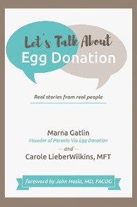 Cover Let's Talk About Egg Donation