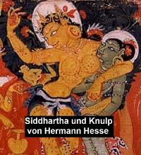 Cover Siddhartha und Knulp