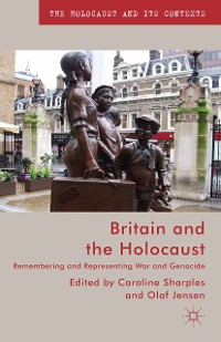 Cover Britain and the Holocaust