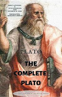 Cover The Complete Plato