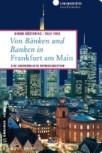 Cover Von Bänken und Banken in Frankfurt am Main
