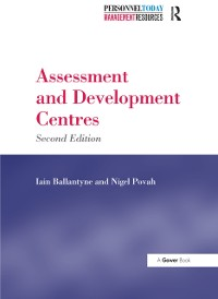 Cover Assessment and Development Centres