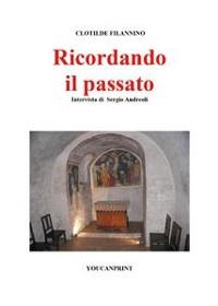 Cover Ricordando il passato - Clotilde Filannino