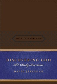 Cover Discovering God